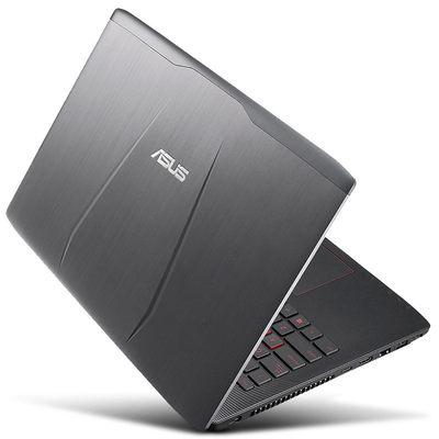 华硕ASUS KZX53VE7700 15.6英寸笔记本电脑I7-7700 8G 1T 128G固态GTX1050ti