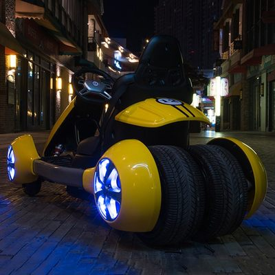 大型儿童电动车四轮卡丁车小孩玩具汽车宝宝遥控可坐人童车