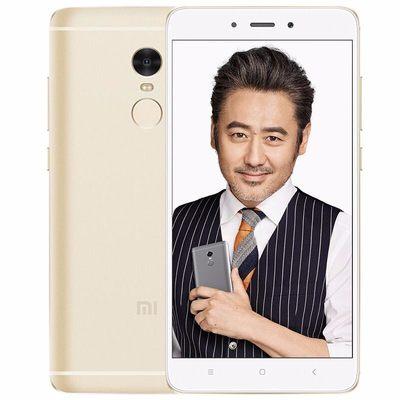 红米Note 4 高配全网通版 3GB内存 64GB 金色