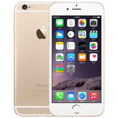 【保值之选】Apple iPhone 6 32G 金 移动联通电信4G 手机